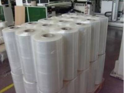 Stretch foil 500 mm / 17 micron for machine packaging