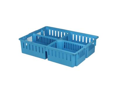 Crates for poultry and eggs
